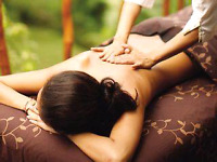 Relaxation massage for $53/h, cash only.