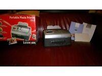 lexmark p315 portable printer
