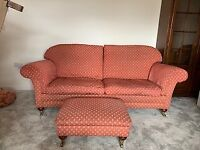 Duresta Three Seater Sofa