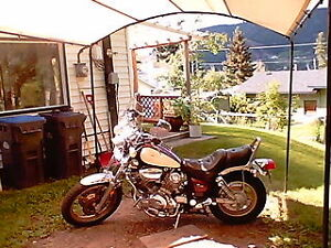 Collector 750 virago Williams Lake Cariboo Area image 1
