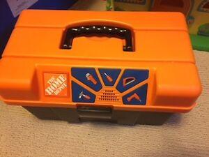 Home Depot Talking Tool Box