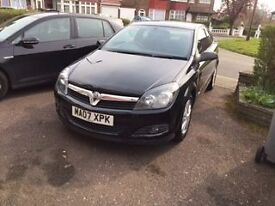 Black Vauxhal Astra 1.6ltr sxi for Sale £1500