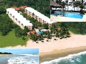 BEACH FRONT Cabarete! Long Stays! Safe Nice Expat Complex!