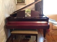 Challen Beautiful baby grand piano (quick sale)