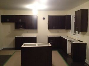 BEAUTIFUL BRAND NEW FULL KITCHEN (CABINETS AND GRANITE INCLUDED)