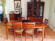 9 Piece Kitchen Table & Chairs & other Furniture Hay Point Mackay Surrounds Preview