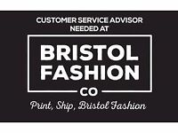 Customer Service Advisor Needed - Based In Kingswood, Bristol - Immediate Start