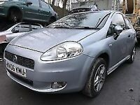 Fiat Punto 2006 1.4 Petrol 3dr Silver - **BREAKING**SPARES**