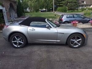 ROADSTER SATURN SKY RED LINE