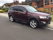 2013 Captiva LX Claremont Glenorchy Area Preview