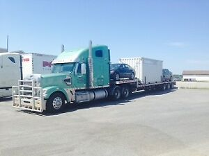 Freightliner Coranado 5309 cottrell car carrier