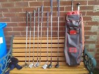 Ladies golf clubs - Ben Sayers/ lady sayers set of ladies golf clubs with bag