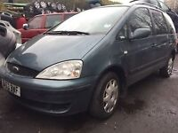 FORD GALAXY 2003 TDI 1.9 diesel manual BREAKING FOR SPARES