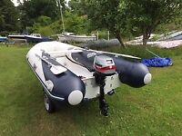 Wetline inflatable rib
