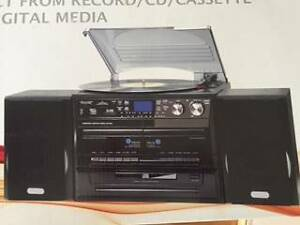 Lenoxx MP3/CD/Cassette/Record Mini Hi-FI system Lyons Woden Valley Preview