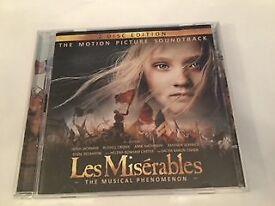 CD Les Miserables, the Musical Phenomenon