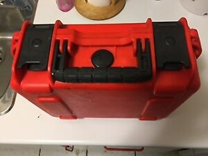 Red SKB Case. $10 each. (20 Available)