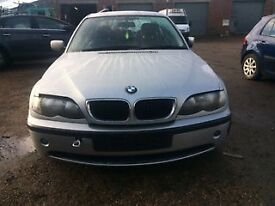 bmw e46 3 series saloon facelift breaking n42 320 ci engine parts call thanks