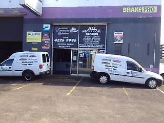 brake & clutch specialist workshop and spares