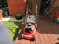 Stratton Rotary Lawn mower. Large blade.