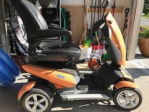 S12 VITA Heartway 4 Wheel Mobility Scooter for Sale