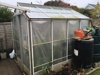 Greenhouse 6ft x 8ft