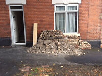 Reclaimed Victorian Bricks - 500+ good condition - could be used as hard core