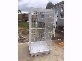 Bird cage / aviary / budgies / canaries