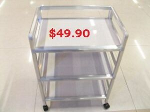 Salon Trolley Mobile Cabinets starting price $49.90 Regents Park Logan Area Preview