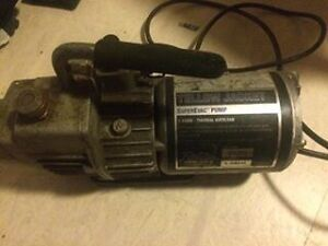 New Oil Furnace Parts , SuperEvac  Pump & torchhead (new) $1200o