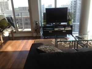Fully furnished 2 bed 2.5 bath executive suite Yonge & Eglinton