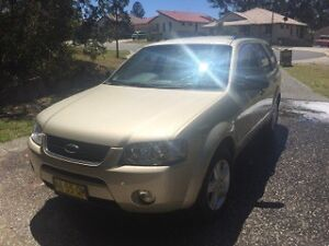 2006 ford territory Goodna Ipswich City Preview