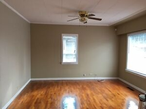 New renovated 2 bedrooms 1 den,  $1600.00 per month