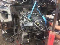 ford galaxy mk3 2.0 diesel 2011 engine complete for supply and fit call parts thanks