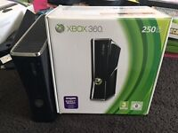 Xbox 360 Elite, games and accessories