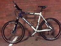 Giant Mountain Bike 840 XTC - XL - Used - Fine Condition