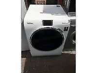 WHITE 10KG SAMSUNG ECOBUBBLE WW9000 WASHING MACHINE