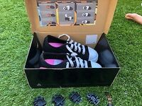 Heelys X2 trainers in box (UK size 3)