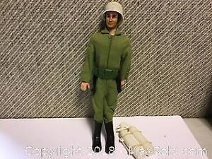 1960s fighting Yank Figure 12 inches