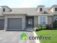 Freehold Townhouse for sale in quiet Stevensville!