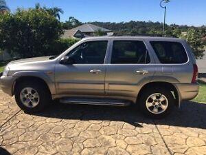2001 Mazda Tribute Luxury Merrimac Gold Coast City Preview