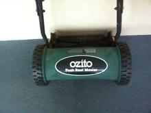1 Ozito Green Push Lawn Mower Matraville Eastern Suburbs Preview