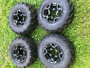Stock 26' Can Am Tire's and Rims