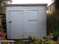 Forsale 8ft X 6Ft garden shed.