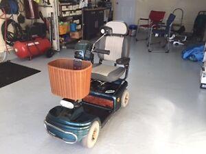 Quadriporteur Shoprider 695$