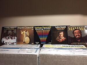 Luciano Pavarotti Albums