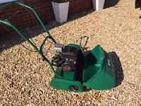 Suffolk Punch 17SK Lawnmower. JUST BEEN SERVICED. REDUCED-=