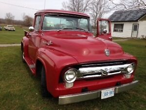 Wanted f100 or m100.  1953 to 1956