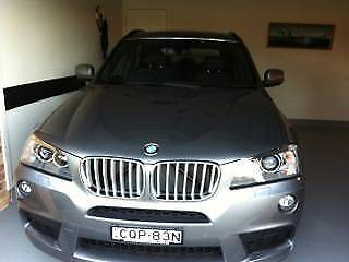 2013 BMW X3 Wagon