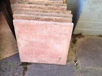 20 PATIO SLABS PINK